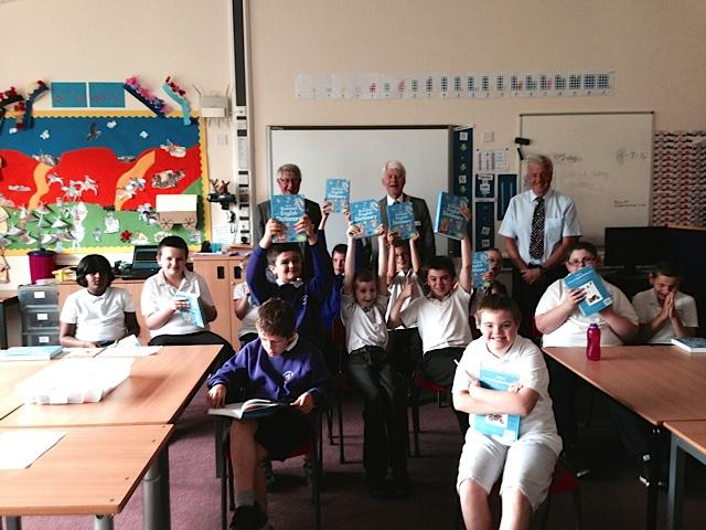 John Reed  - Presenting dictionaries for Life at Ashwicken School