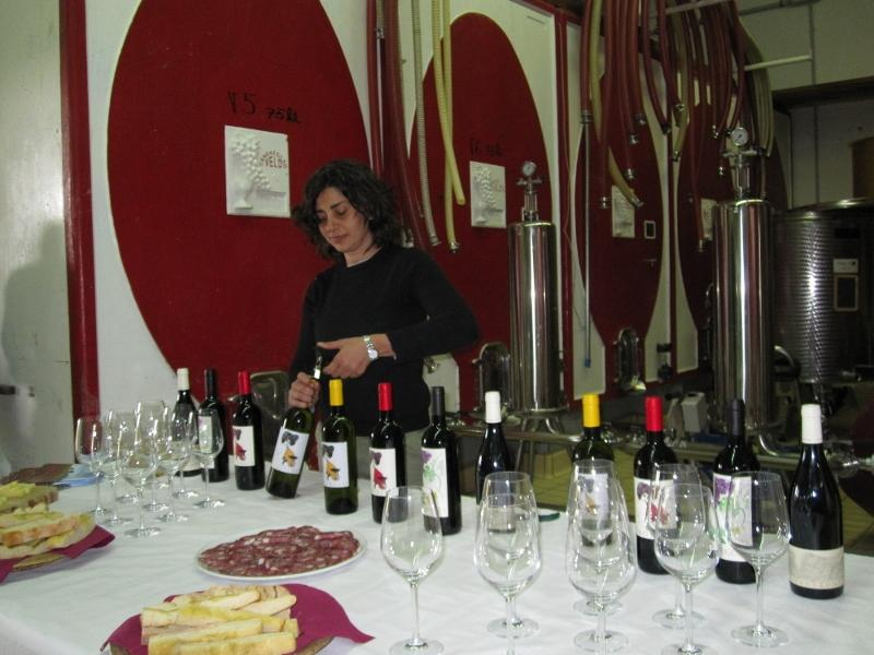 Fellowship events - A cellar in Tuscany
