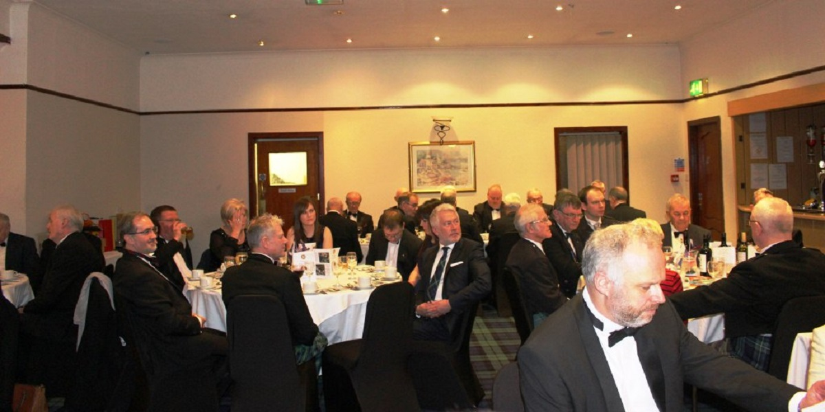 Annual Burns Supper - Part of the Company