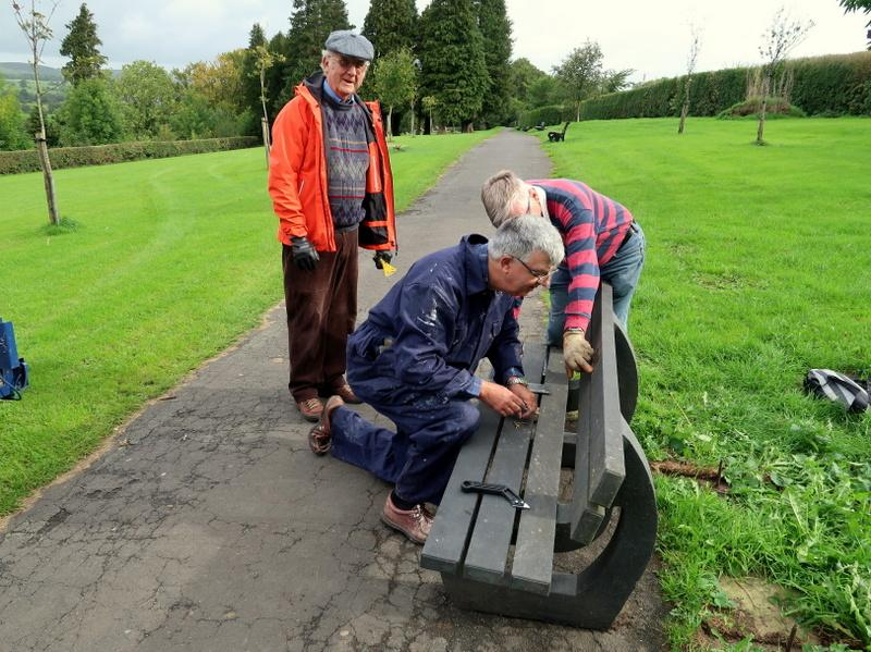 More Community Service in Clitheroe -