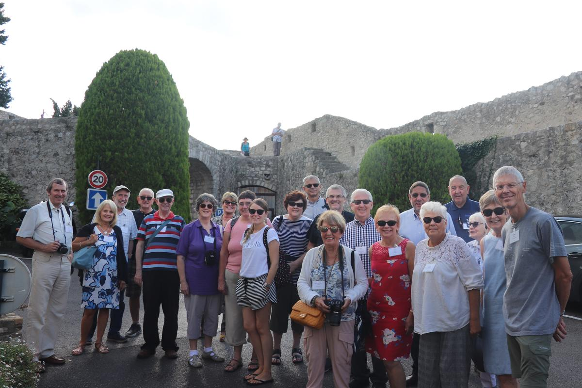 2019 Sun, Sea and Sexagenarians - Group mainly Brits