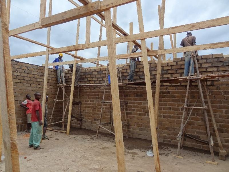 Malawi Classrooms Build -