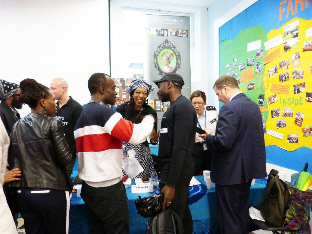 Knife Crime Forum - People interested in the event