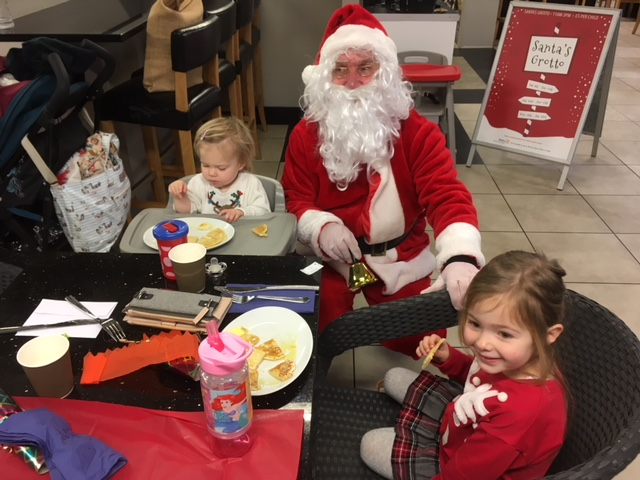 Father Christmas Grotto 2017 -