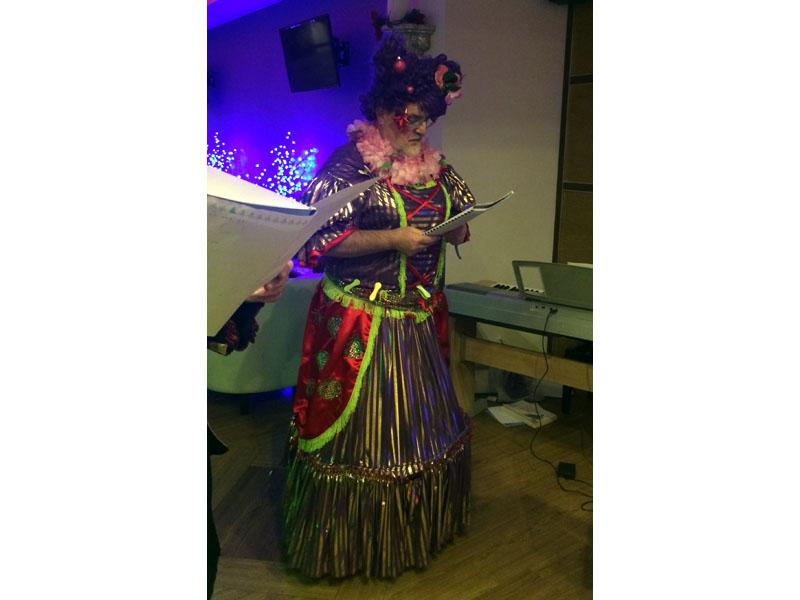Christmas Party Panto - Sister (I shall leave it up to you as to whether she is Ugly or not!)