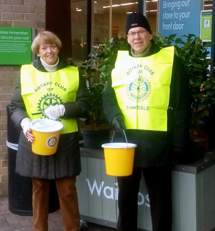Collection at Waitrose in Hexham - 1-20180120 154856