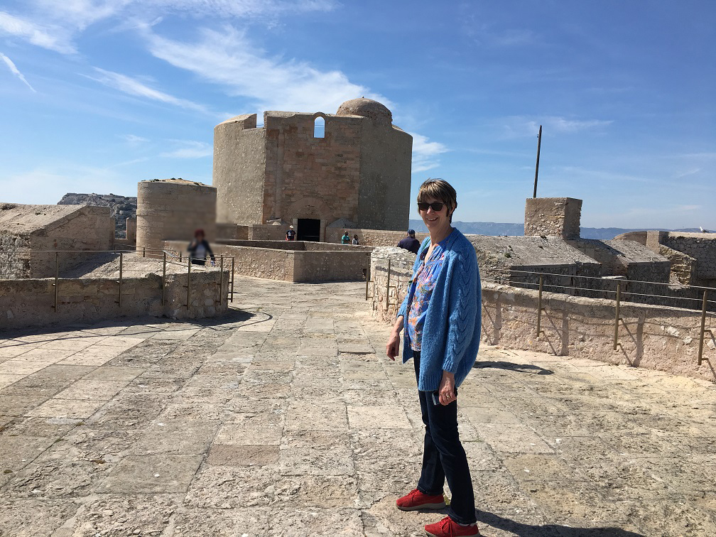 TuT International Visit 2019 - The sunshine makes you feel so happy