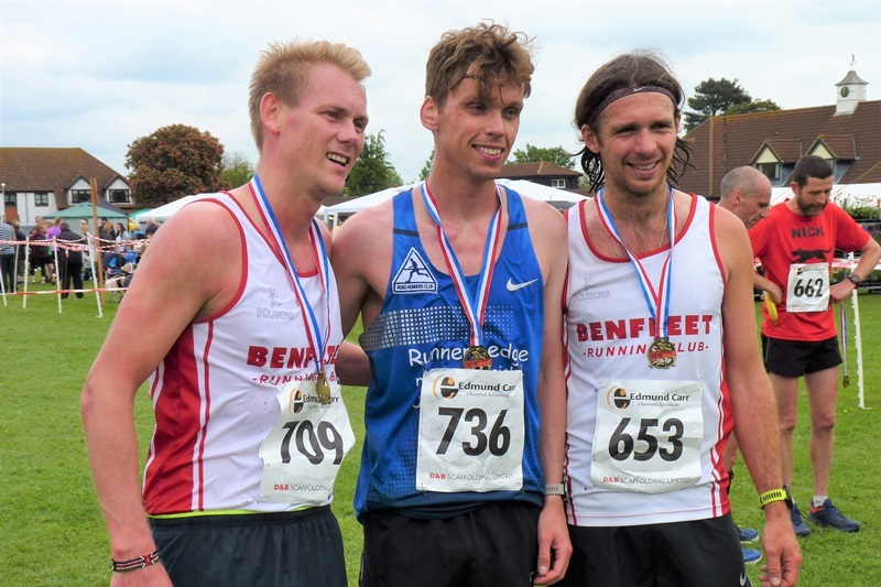 Great Baddow Races - First: No 736 Paul Whittaker