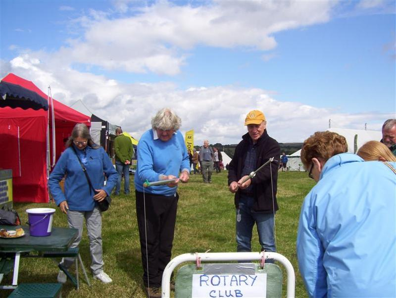 Rotary at Wensleydale Show 2015 - 100 1843 (Custom)