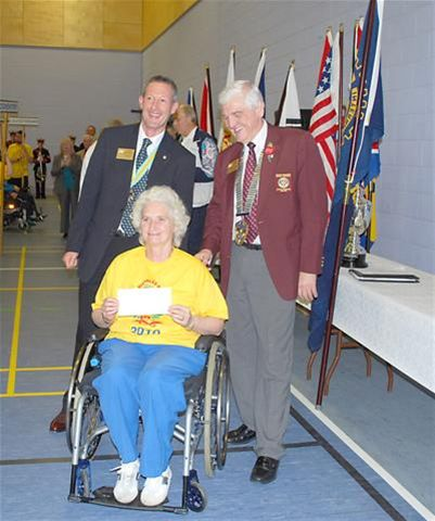 29th Rotary Disabled Sports Team Championships -