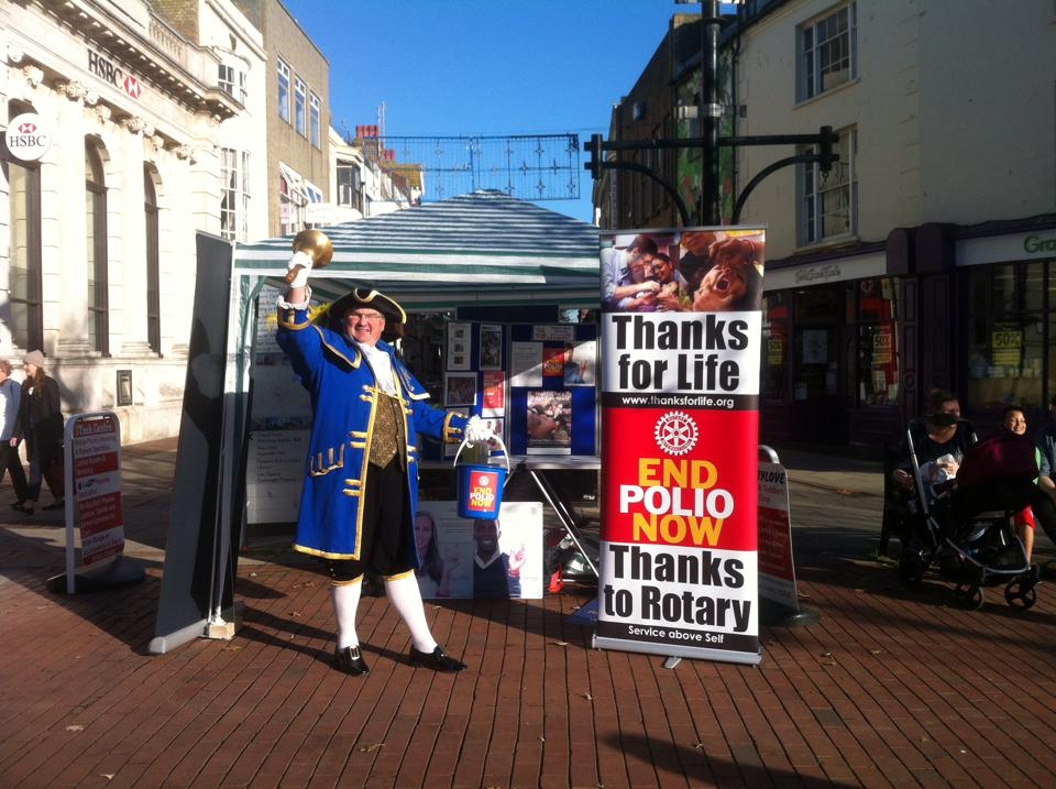 Rotary in Action - a photo miscellany - This is Rotary International's great success story -