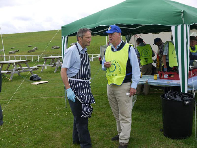 Horseless Steeplechase: 4 August 2013 - 10 Pres & Past Pres