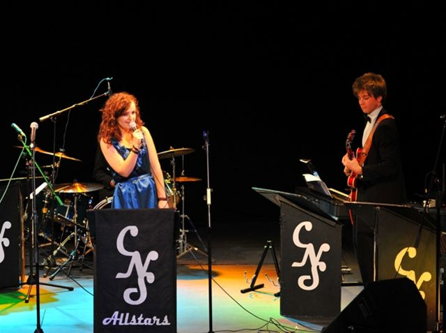 Chippy Jazz 2010 - CNS Allstars.