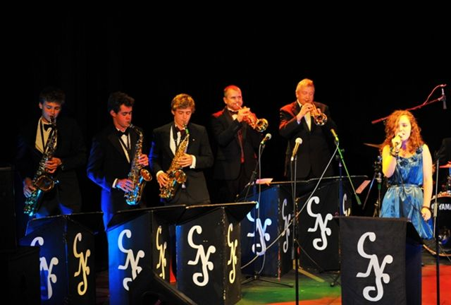 Chippy Jazz 2010 - The CNS allStars at the Theatre.