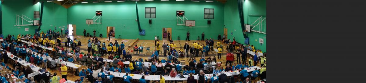 *****POSTPONED***** DISTRICT DISABILITY GAMES 2020 -