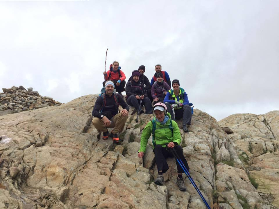 School in a Bag 3 Peaks Challenge - 5th-8th August 2016 -