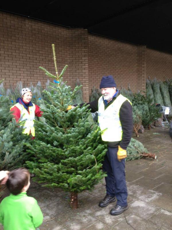 Caring Christmas Tree
