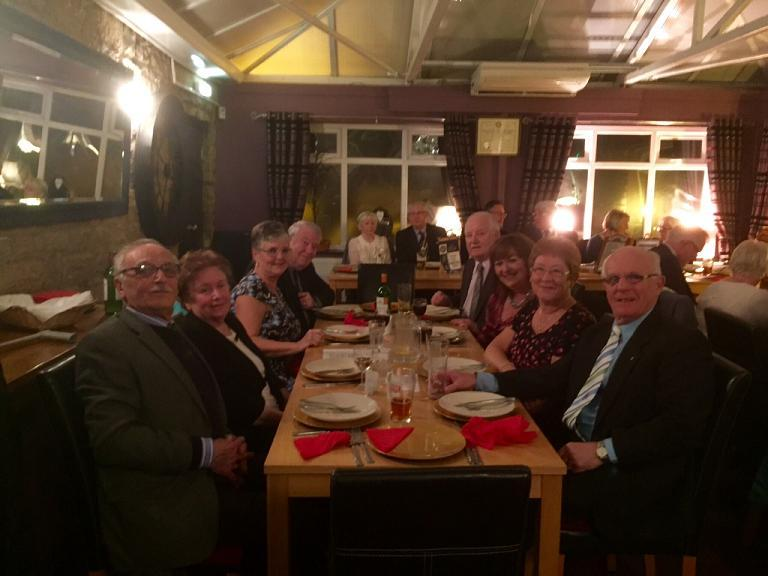 Club 25th Anniversary Meeting - Say 'Cheese'