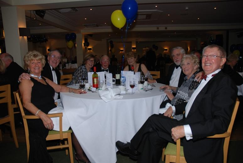 CHARTER DINNER 2015 - More of Eric and Anne's guests. This gang know how to party!