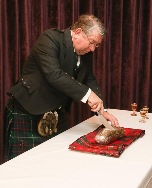 Burn Supper 2017 - Address to the Haggis
