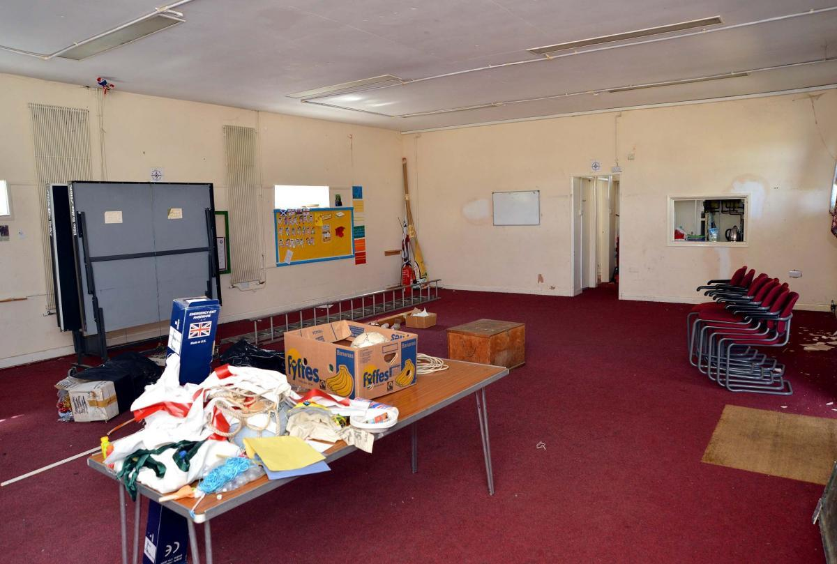 DIY SOS with 1st Malvern Scouts - By bringing the main hall up to standard, we can not only improve the experience for existing scouts, but also provide a venue that others could hire, expanding community use.