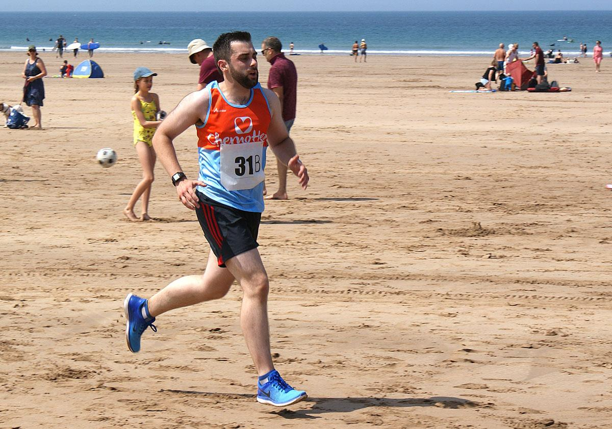Woolacombe 10k Beach Run 2018 - 17(16)