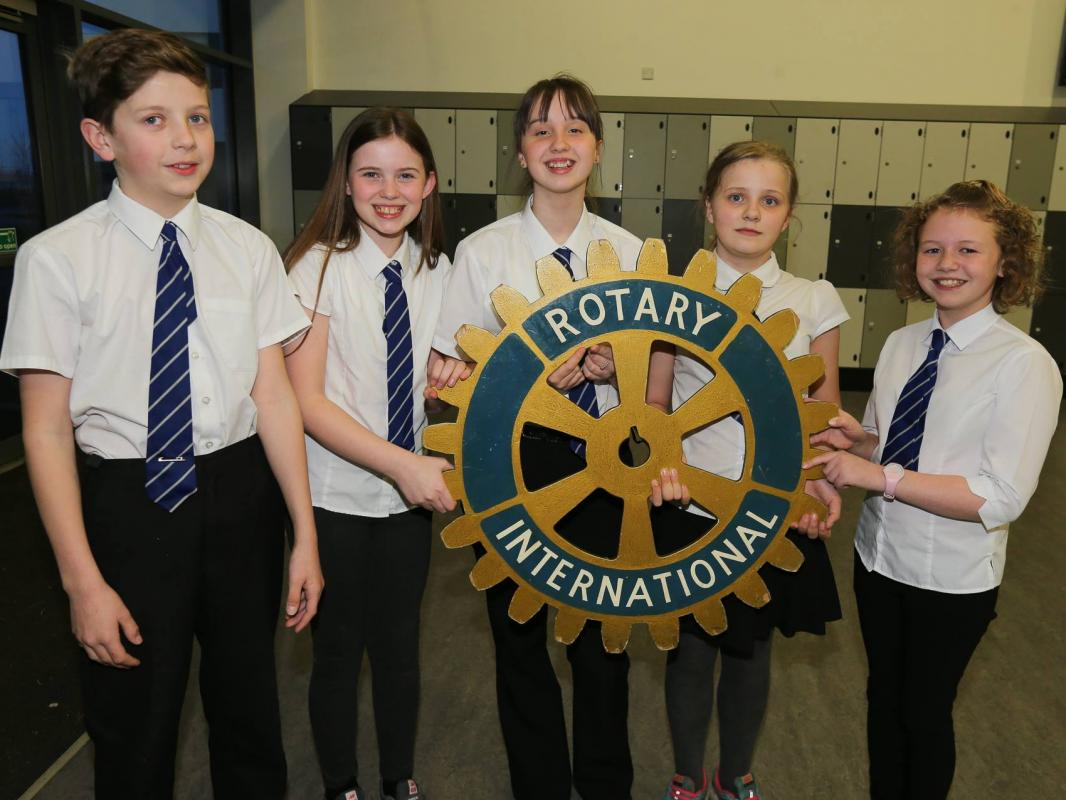 2017 Rotary Club of Leven Primary School Quiz - St Agatha's Primary School