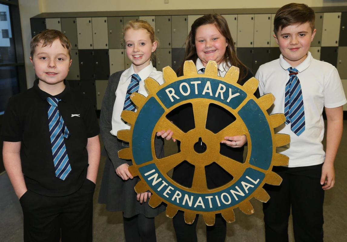 2017 Rotary Club of Leven Primary School Quiz - Methilhill Primary School