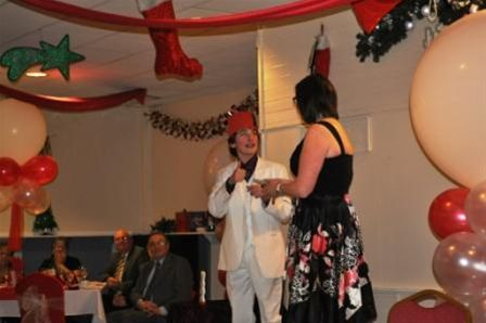 Jubilee Christmas Party 2011 -