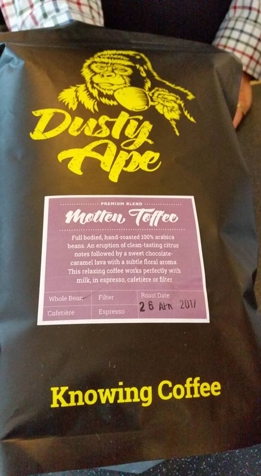 New Coffee - Dusty Ape - Dusty Ape