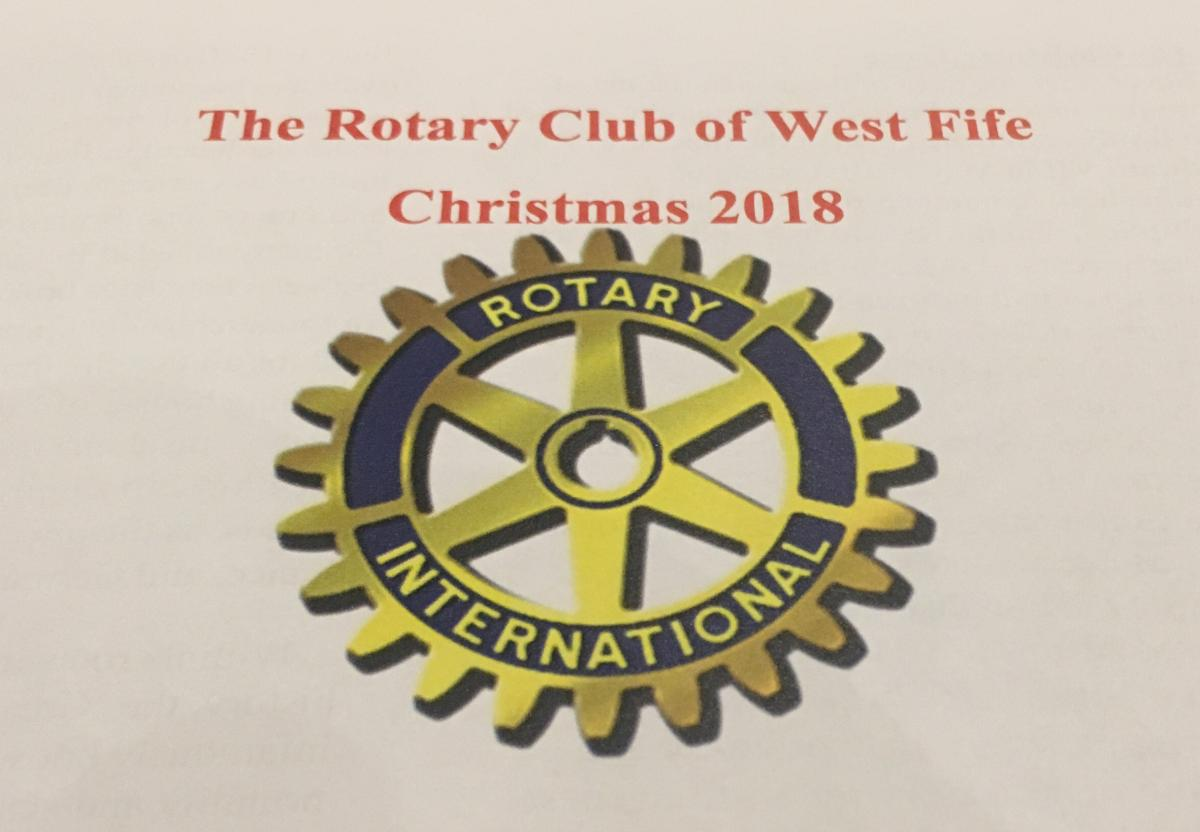 Festive Evening - Rotary Club of West Fife Christmas night