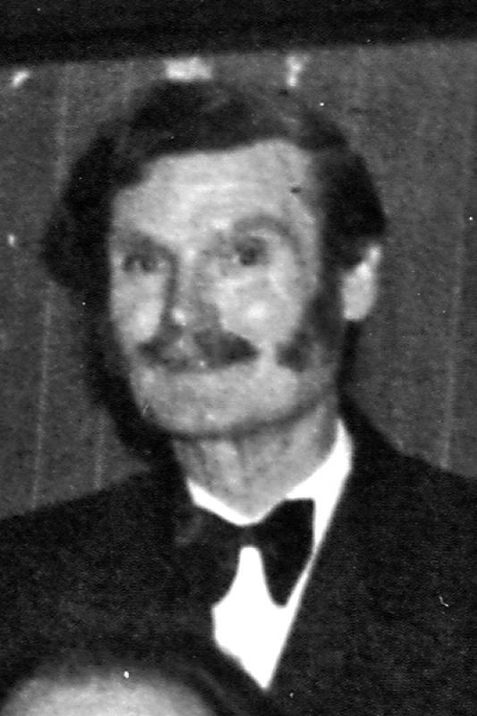 Brigg Rotary Club Past Presidents - 1978-Bill-Smart