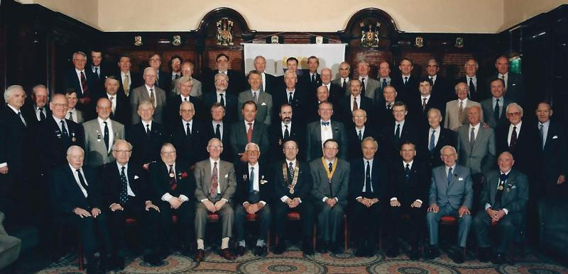 RI Convention - 1997 - 1997 members