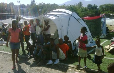 Haiti Earthquake Appeal -
