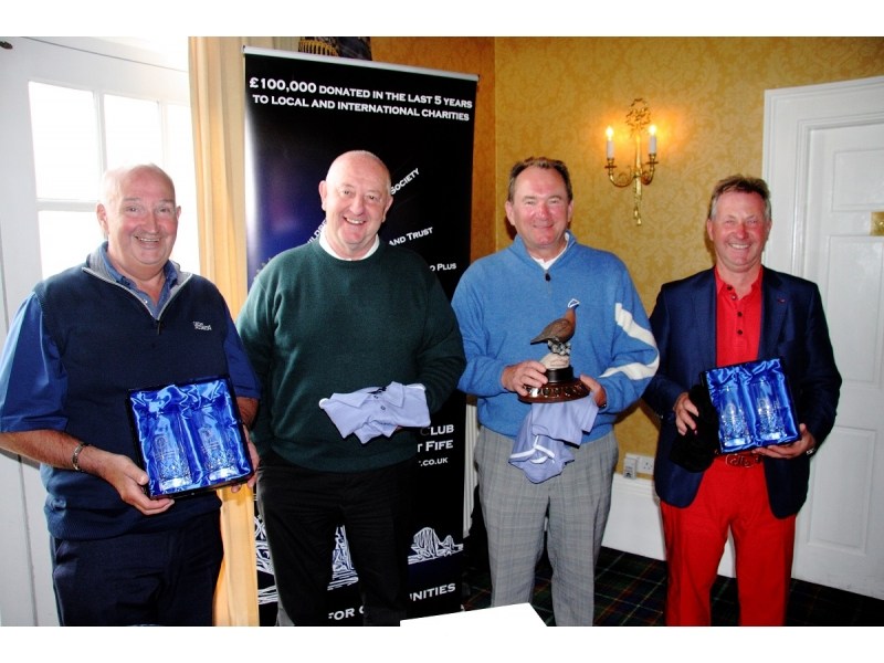 Am - Am Golf Event 2016 - 1st Foundry Steels