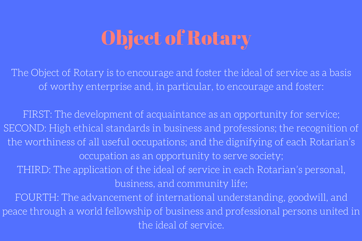Rotary Club of Lowestoft East Point - What we do  -