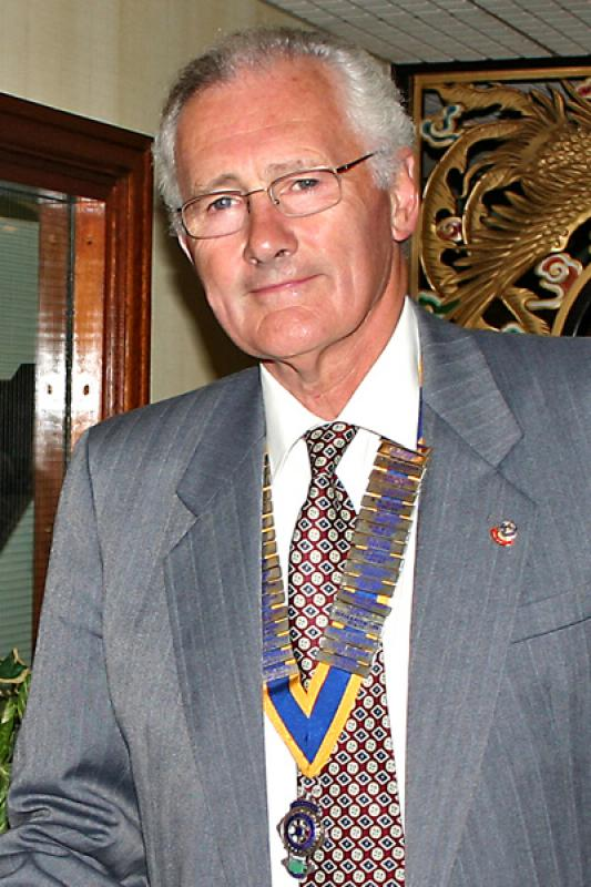 Brigg Rotary Club Past Presidents - 2004-John-Lawton