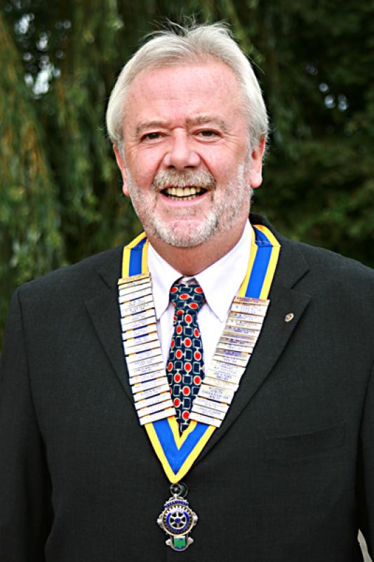 Brigg Rotary Club Past Presidents - 2009-Robert Horner