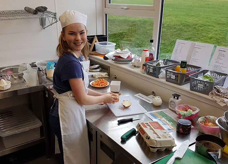 District 1010 Young Chef North & South Finals -