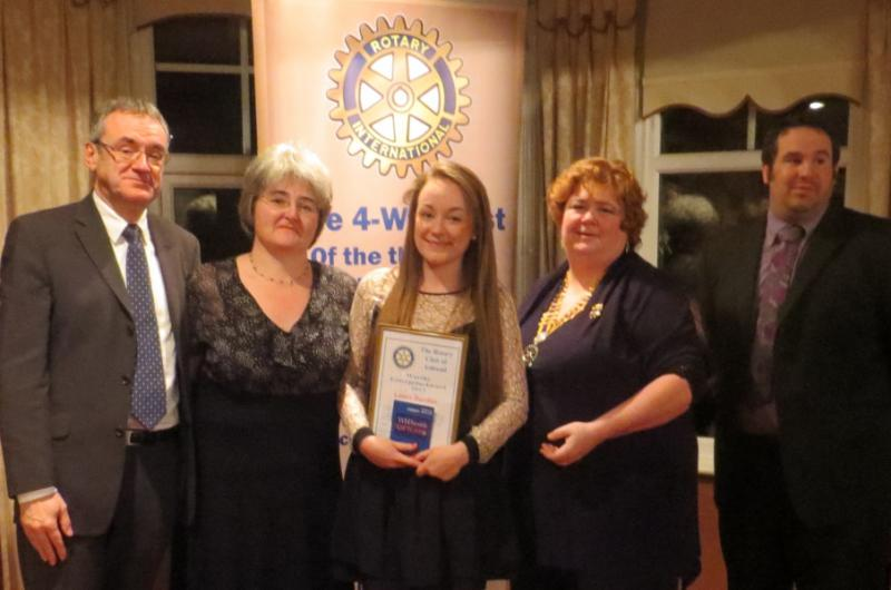 Community & Vocational - Worthy Enterprise Award ceremony for members of Ashtead Youth Groups.