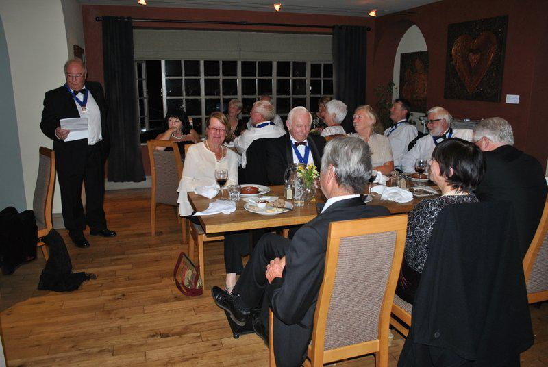 7:30pm PRESIDENTS NIGHT at the Clive Hotel, Ludlow - Paul's joke telling