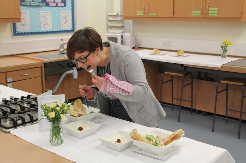 Ailsa Repeats Young Chef Success in 2014 - Kirsty tried them all.