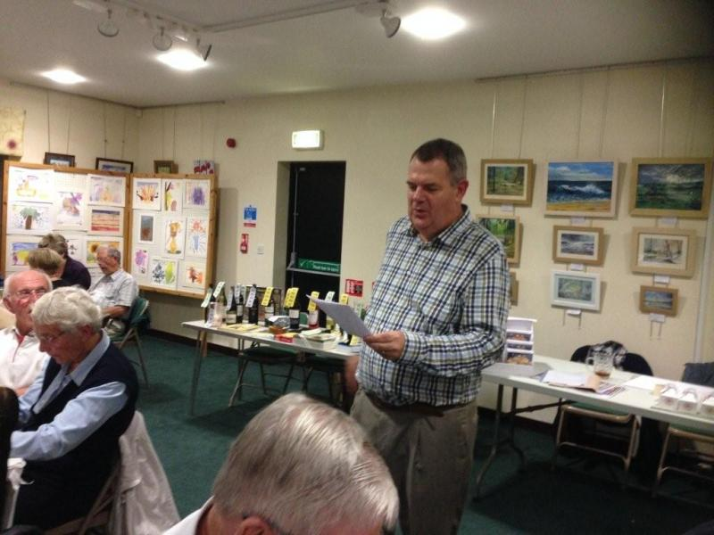 New Forest Rotary Quiz Night  - 2014-10-24 21