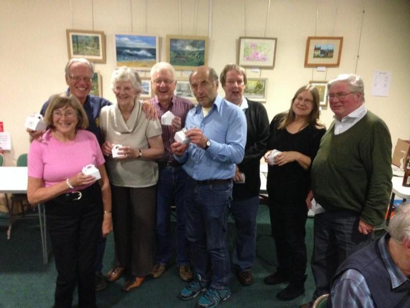 New Forest Rotary Quiz Night  - 2014-10-24 22