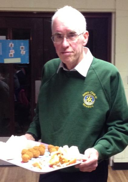 West Berkshire Mencap Gateway Club Christmas Party - Rotary style