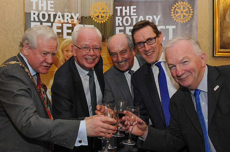 Rotary Champions of Change - Rotary Champions of Change 2015 Award Ceremony