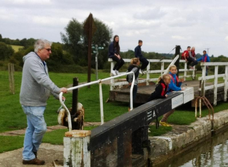 2015 Community Barge Trips - Hungerford Marsh