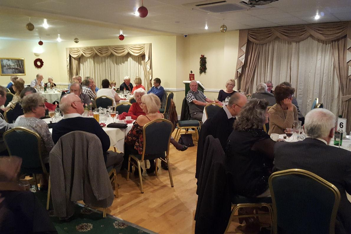 Shanklin Rotary Club Welcomes Mitch Jones - A very well attended meeting