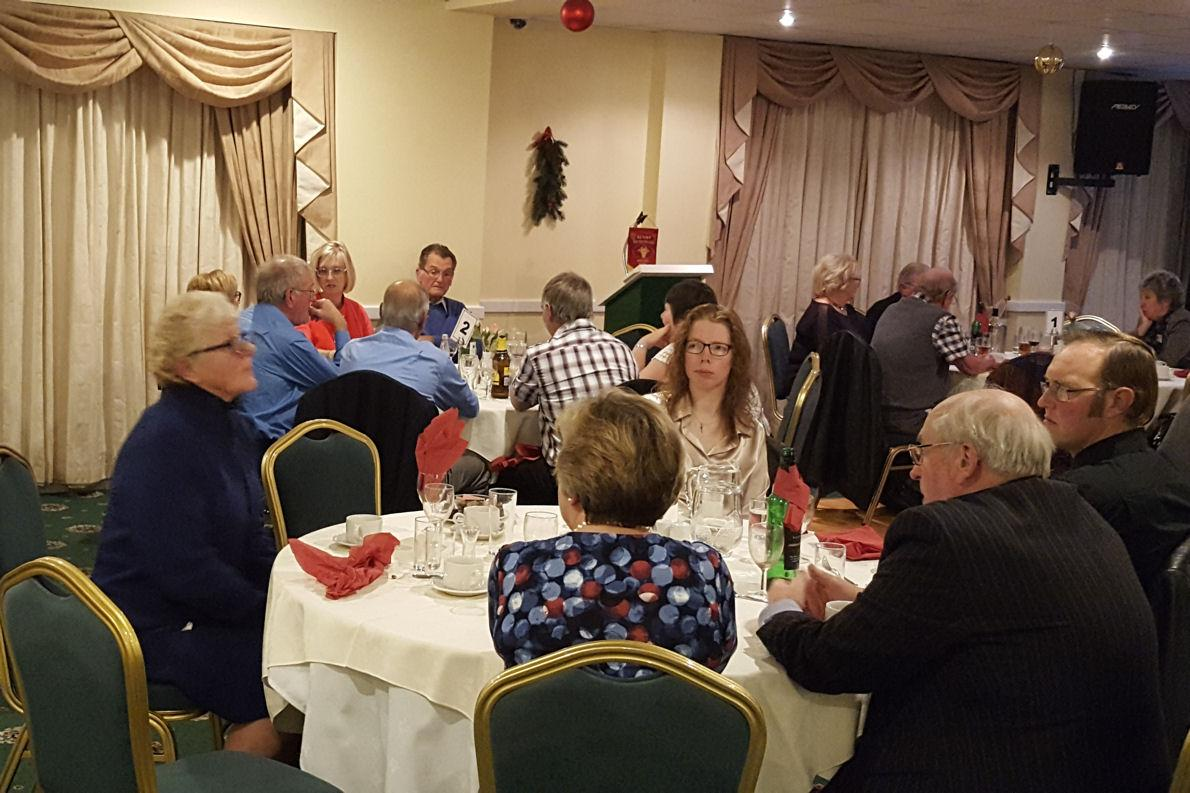 Shanklin Rotary Club Welcomes Mitch Jones -