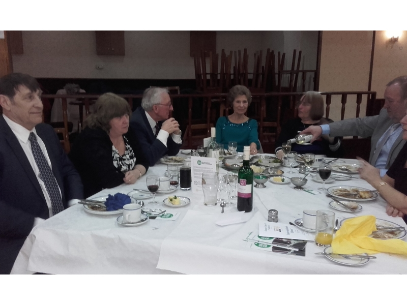 annual international dinner -